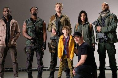 Yeni The Predator Filminden İlk Fragman Yayında