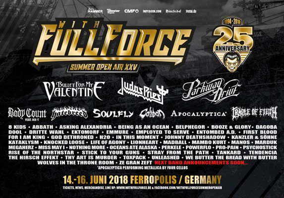 With Full Force Festival