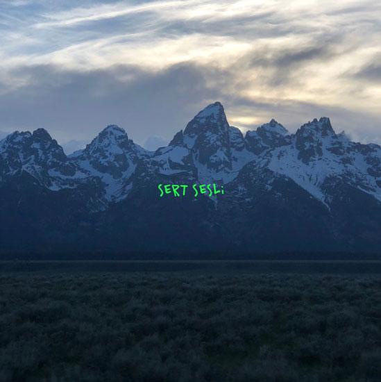 Kanye West Albüm Cover