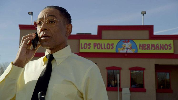 Better Call Saul Season 4 Los Pollos Hermanos Gus Fring