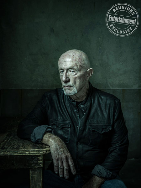 Breaking Bad Reunion: Cast Photos Entertainment Weekly 2