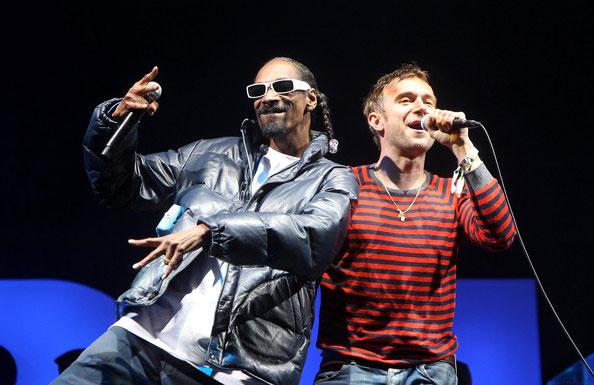 [:tr]Gorillaz ile Snoop Dogg Hollywood Adlı Şarkıyı Yayınladı[:]