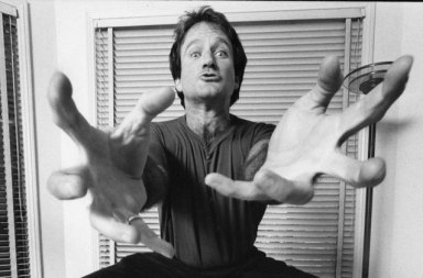 Robin Williams: Come Inside My Mind Belgeselinden İlk Fragman