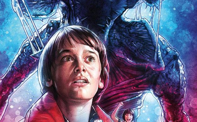 [:tr]Stranger Things Eylül'de Yayınlanacak Çizgi Romanından İlk Görüntüler[:]