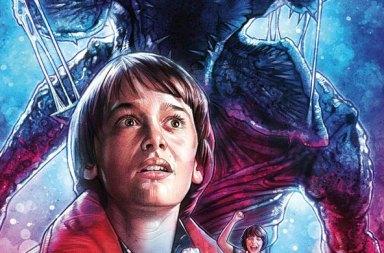 Stranger Things Eylül'de Yayınlanacak Çizgi Romanından İlk Görüntüler