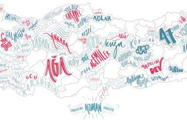 Türkiye'nin Roman Haritasına Göz Atmaya Ne Dersiniz ?