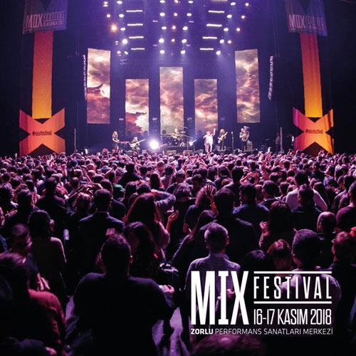 MIX Festival 2017 Selda Bağcan & Boom Boom Pom