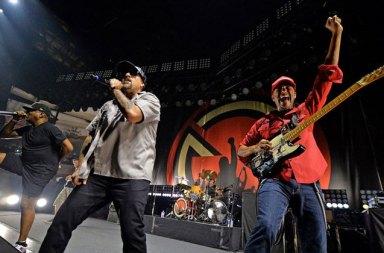 Prophets of Rage Grubu Heart Afire İsimli Yeni Şarkısını Yayınladı