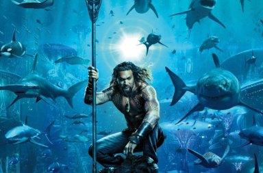 Aquaman Filminin İlk Fragmanı Comic-Con'da Yayınlandı