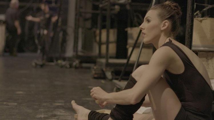 Elisabeth Moss Ballet Now Movie Photos