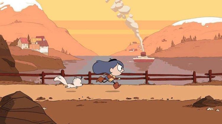 Hilda Netflix Animasyon - 21 Eylül