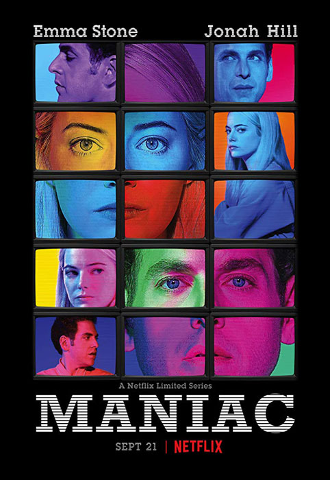 Watch Netflix New Series Maniac Trailer With Emma Stone, Jonah Hill