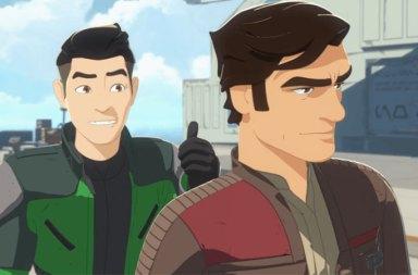 Star Wars Resistance Filminden İlk Fragman Yayında