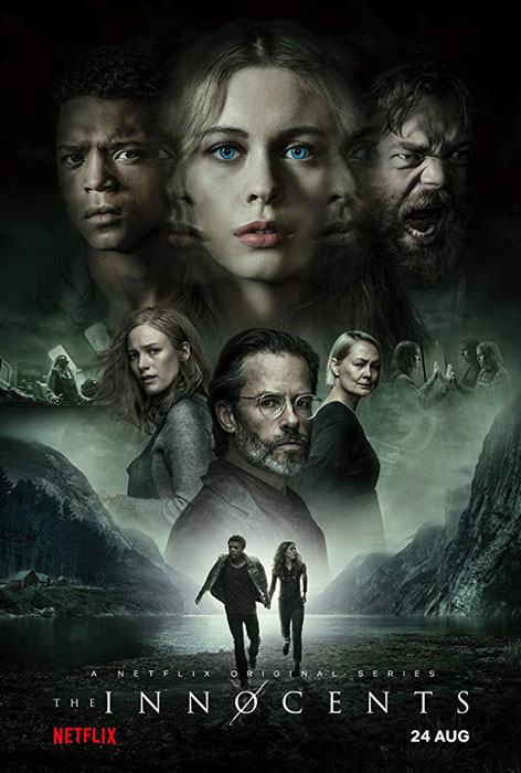 The Innocents Poster Trailer: Guy Pearce Stars in Shape-Shifter Netflix Series