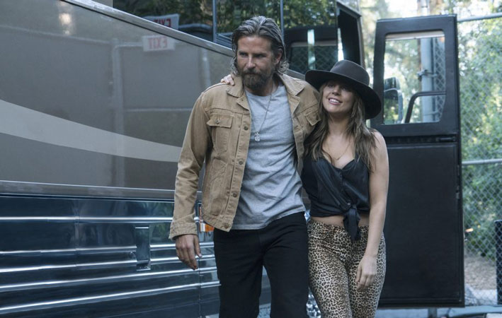 Lady Gaga and Bradley Cooper's A Star Is Born Soundtrack Video