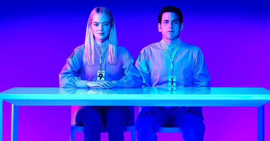 [:tr]Maniac Dizisi Netflix Ekranlarında Yayına Başladı[:en]Watch Jonah Hill and Emma Stone New Maniac Teaser[:]