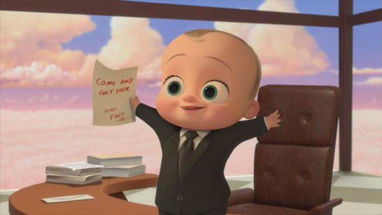 The Boss Baby: Back in Business: Season 2 Netflix October