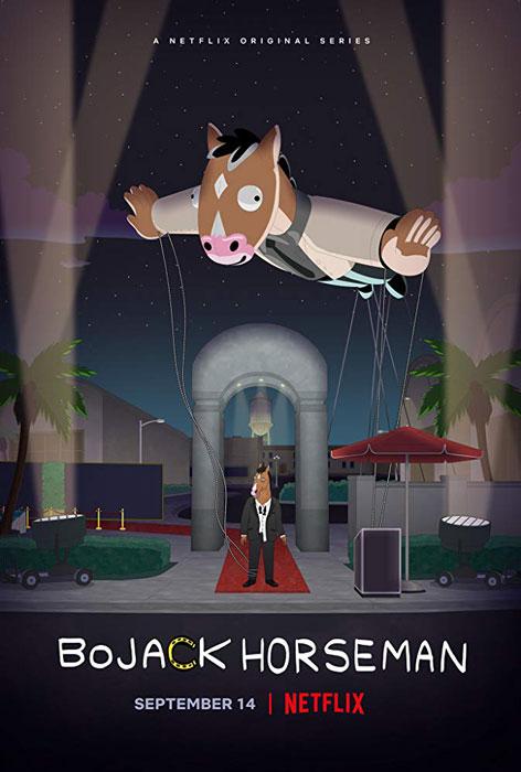 "New Trailer for ""BoJack Horseman"" Season 5: Watch"