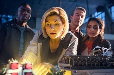 Doctor Who 11. Sezondan Yeni Bir Fragman Yayında