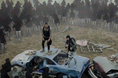 Eminem Lucky You Klibinde Joyner Lucas'la Düet Yapıyor