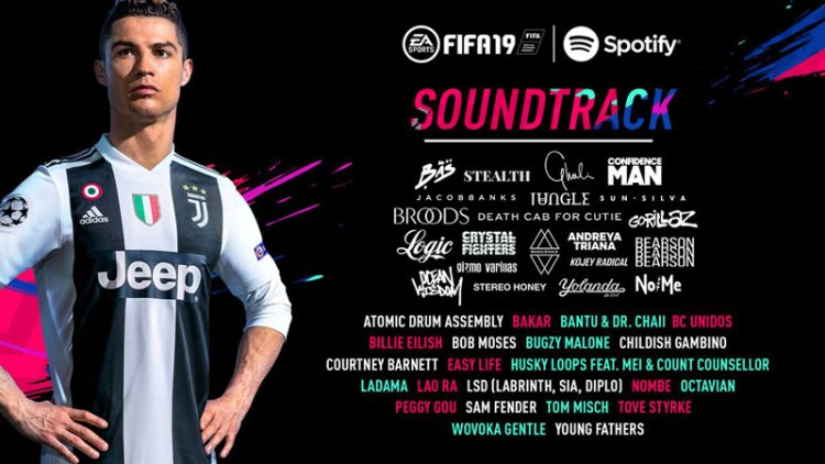 FIFA 19 Soundtrack with Childish Gambino, Gorillaz, Logic and More: Listen