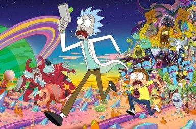 Rick And Morty Soundtrack Albümü Yayınlandı