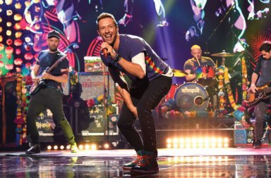 Coldplay A Head Full of Dreams Belgeselinden İlk Fragman!