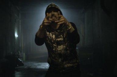 Eminem Venom Film Müziği Klibiyle Karşınızda
