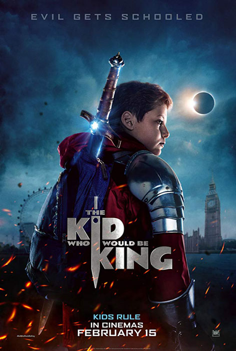 The Kid Who Would Be King First Trailer Is Myth And Fantastic