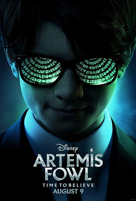 Disney Artemis Fowl Movie Trailer 2019