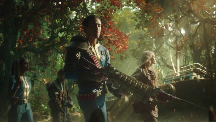 The Latest Fallout 76 Trailer with Beach Boys Song