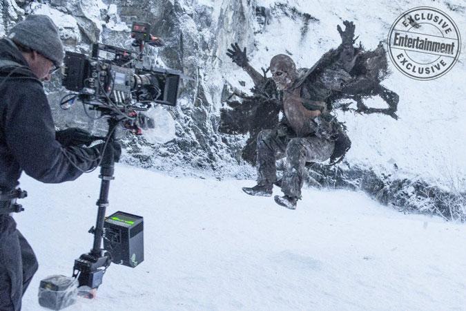 Game of Thrones Kamera Arkası 4