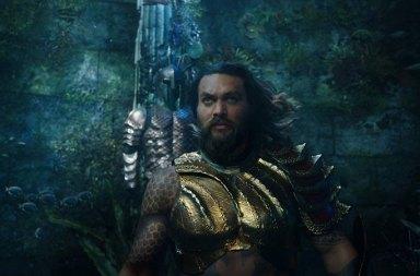 Aquaman Filminin 7 Karakterine 3 Boyutlu Posterler