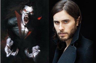 Jared Leto'nun Morbius Filmi için Değişimi Başladı! [Video]