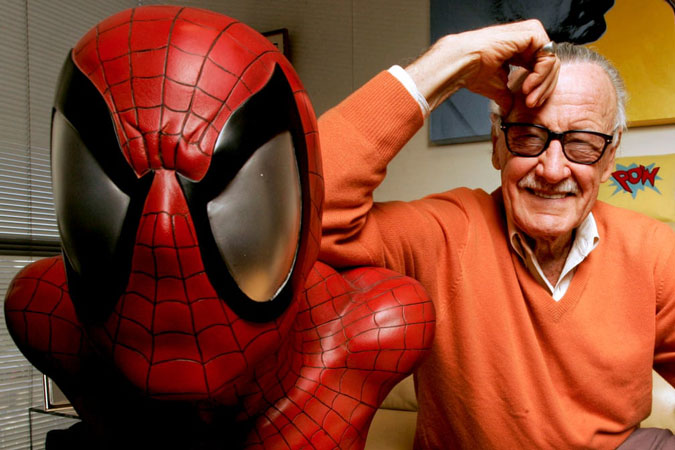A Marvel Of A Man: Famous Writer Stan Lee Dead At 95