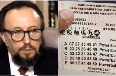 Büyük İkramiyeyi 14 Kez Tutturan Matematikçiden Loto Kazanma Formülü
