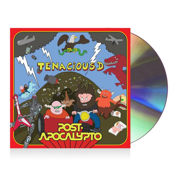 Tenacious D Release New Album Post-Apocalypto: Stream