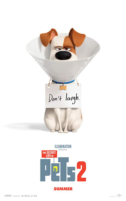 The Secret Life of Pets 2 animation gets a new trailer and posters