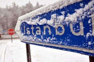 Son Dakika: İstanbul'da beklenen kar başladı! Meteoroloji uyardı!