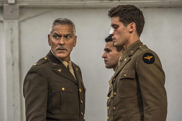 George Clooney'li mini dizi Catch-22 fragmanı yayınlandı!