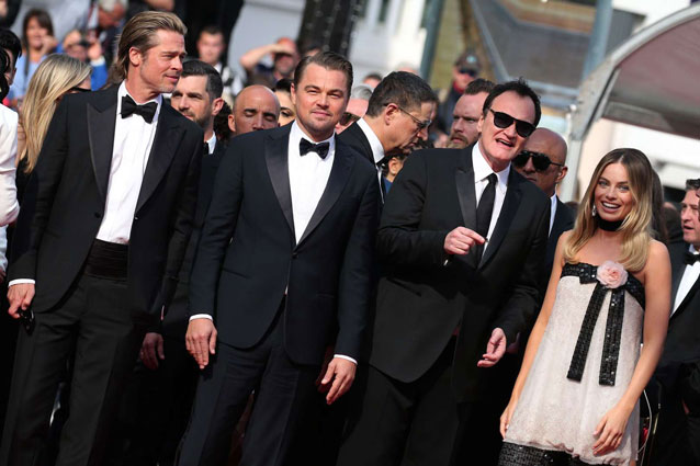Once Upon A Time in Hollywood filmi 72. Cannes Film Festivali'nde