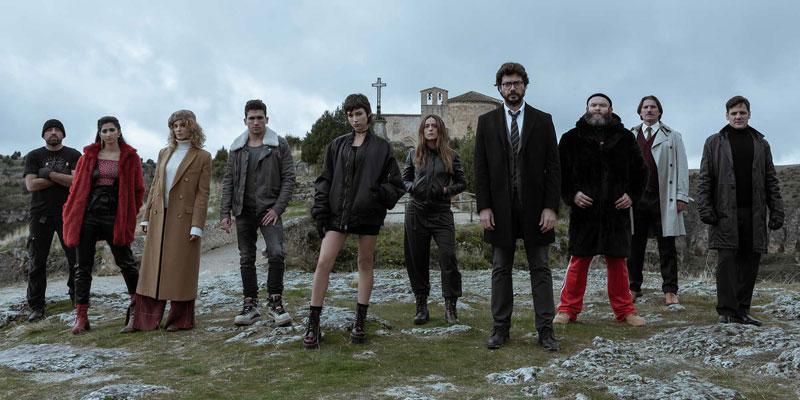 La Casa De Papel 3. sezonda neler yaşanacak?