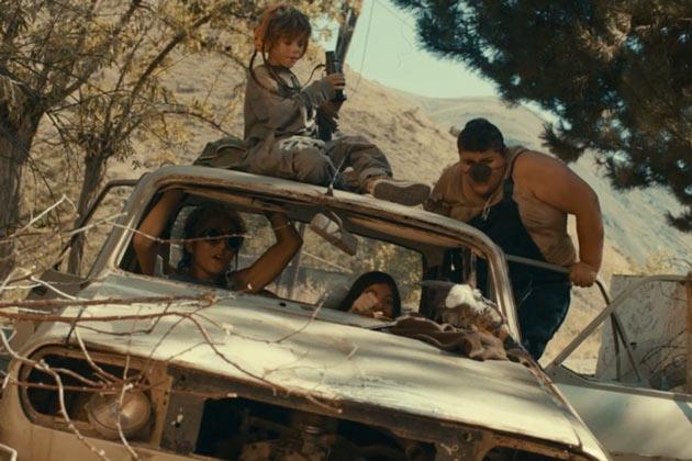 Can Evrenol Peri: Ağzı Olmayan Kız filminden ilk fragman yayında!