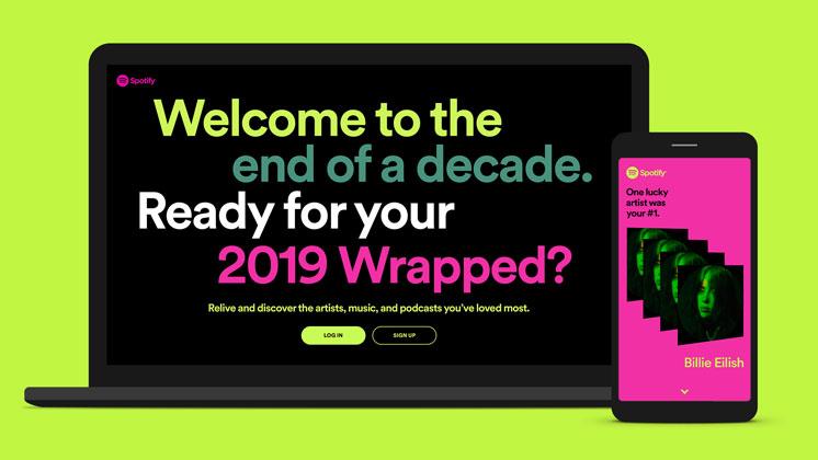 Spotify Wrapped 2019 ile yılın özeti ve en çok dinledikleriniz uygulaması!