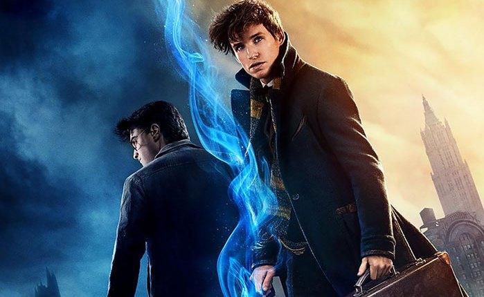 Harry Potter filminden iki karakter Fantastik Canavarlar ile geliyor