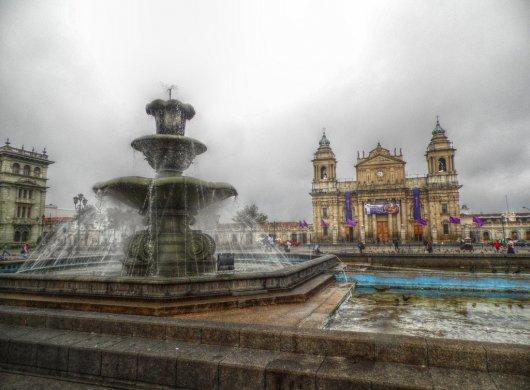 Catedral de Guatemala 1