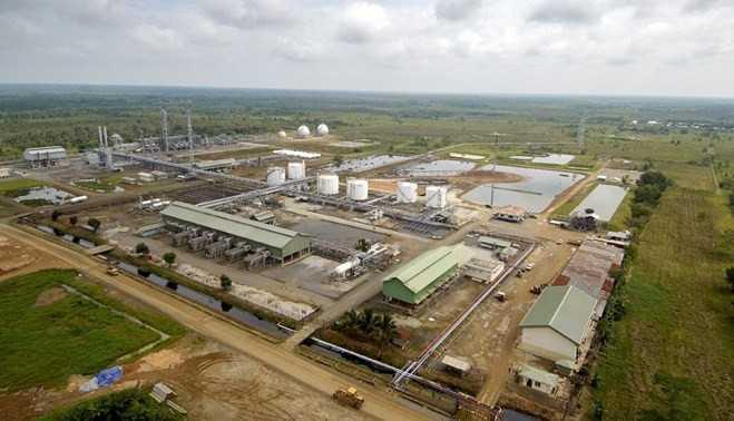 PetroChina di Sumatera