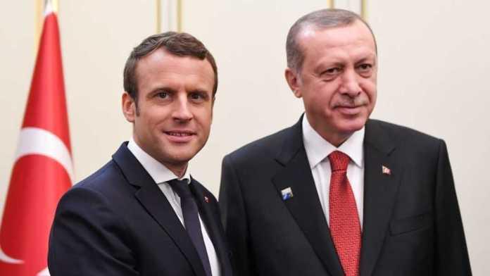 Macron - Erdogan