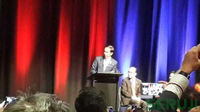Jokowi ke New Zealand