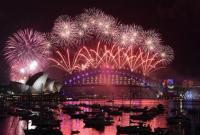 Ini Suasana Meriah Perayaan Tahun Baru di Berbagai Negara